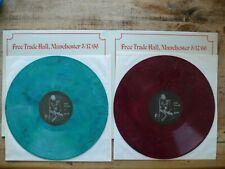 Bob Dylan -  Stars Of '66 Vol. 1 Bootleg 2LP NM Green en Red Marbled Vinyl