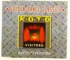 Maxi CD - Koto - Visitors - A4103 - RAR