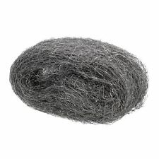 More details for steel wire wool no3 grade coarse for smoothing sanding rust removal