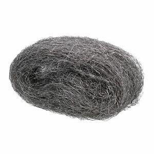 Steel Wire Wool No3 Grade Coarse For Smoothing Sanding Rust Removal