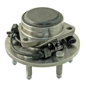 Front Wheel Bearing and Hub Assembly ACDelco 515054
