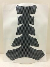Gas Tank Protector for Triumph Motorcycle Carbon Style  -NEW- #500