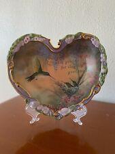 Valentine's Day Collector Plate Bradford Exchange