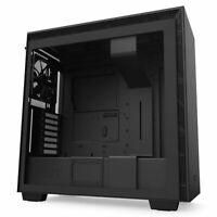 NZXT H710 Black ATX Tower Case Tempered Glass Desktop Computer Case