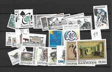 1994 MNH Denmark year complete according to Michel system