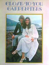 THE CARPENTERS CLOSE TO YOU LP 1970 12 TRACKS.