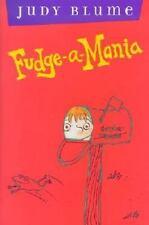 Fudge-A-Mania (Hardback or Cased Book)