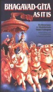 Bhagavad-Gita As It Is (Paperback) - Mass Market Paperback - VERY GOOD