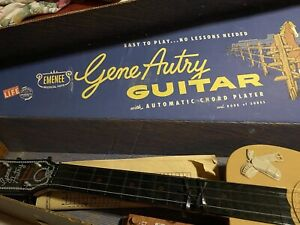 1940s Gene Autry Melody Ranch Parlor Guitar