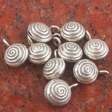 One Pendant silver Karen Hill tribe