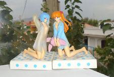 Rei Asuka Evangelion figure sexy Diorama sega