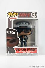 "Funko Pop! Rocks Eric ""Eazy-E"" Wright #171 in Plastic Pop Protector"