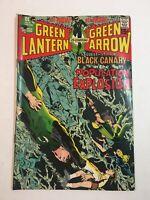 GREEN LANTERN #811970 GREEN ARROW; BLACK CANARY  NEAL ADAMS ART UNGRADED