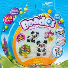 Beados 500 Piece Theme Refill Pack Age 4 Party Time - Join With Water