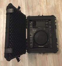 2 Waterproof Cases fits Pioneer CDJ-2000/Nexus/CDJ-900 Tour/Flight
