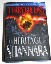 THE HERITAGE OF SHANNARA - NEW HARDCOVER BOOK