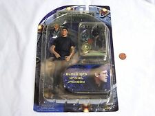 NEW Stargate SG-1 Black Ops Daniel Jackson Figure w/ Gate Piece SEALED sg1