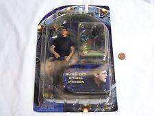 NEW Stargate SG-1 Black Ops Daniel Jackson Figure w/ Gate Piece SEALED sg1