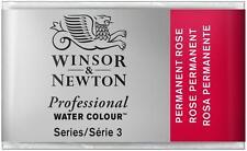 Winsor & Newton professional artists watercolour WHOLE PANS paint aquarelle
