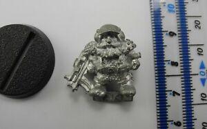 SQUAT Metal Rogue Trader Squats Space Dwarfs Army Warhammer 40K 1980s 45