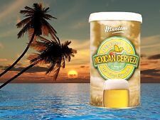 BEER KIT BEACH BREW!  2-WEEK MUNTONS MEXICAN CERVEZA 5 GAL BREWING INGREDIENTS