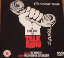 Talk Radio (DVD),  Eric Bogosian, Ellen Green, David Brenner, Alec  Baldwin.