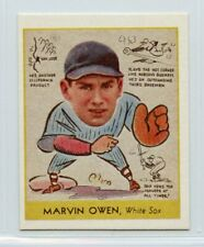 1976 TCMA Reprints - 1938 Goudey - #287 - Marvin Owen - Chicago White Sox
