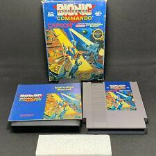 Bionic Commando [CIB] (Nintendo Entertainment System, 1988)