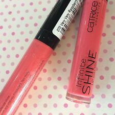 CATRICE INFINITE SHINE LIP GLOSS 070 VERY VERY RASPBERRY SPARKLING GLOSS MAKE UP