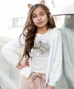 JOYFOLIE SAOIRSE HOODIE JACKET Girls Sizes 6