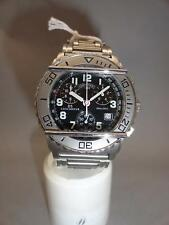Certina DS Cascadeur Men's Watch Tachymeter Chronograph Sapphire Shock Protector