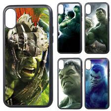 Incredible Hulk Avengers Superhero Silicone iPhoneSE 2020 7 8 Plus XS Case Cover