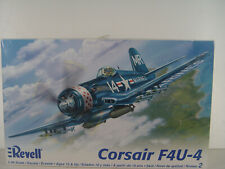 Corsair F4U-4 - Revell Flugzeug Bausatz 1:48 - 85-5248   #E - gebr.