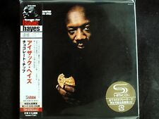Isaac Hayes - Chocolate Chip Japan SHM-CD Mini LP W/OBI Brand New UCCO-9520