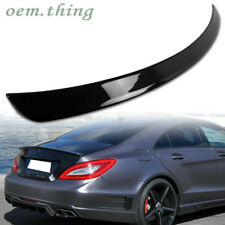 IN STOCK USA Painted #040 MERCEDES BENZ W218 A Type Trunk Spoiler 2017 CLS500