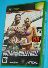 Outlaw Volleyball - Microsoft XBOX - PAL New Nuovo Sealed