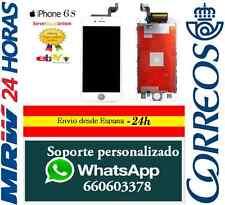 "Pantalla Completa Tactil LCD Para Iphone 6S 4,7"" Blanco Blanca Retina"