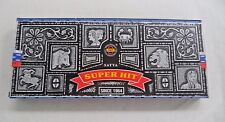 Nag Champa Super Hit Incense Sticks 600 gram Wholesale (Satya Superhit 6 x 100)