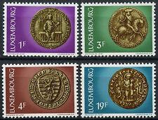 Luxembourg 1974 SG#922-5 Seals MNH Set #D1351