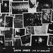 Gavin James - Live At Whelans [CD]