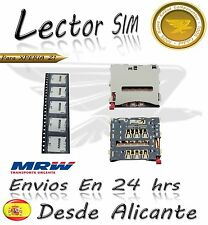 Lector SIM para Sony Xperia Z2 L50w D6502 D6503 reader tarjeta