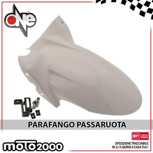 PARAFANGO POSTERIORE PASSARUOTA BIANCO YAMAHA T MAX TMAX 500 2008 2009 2010 2011