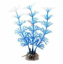 Floral Grass Fish Tank Aquatic Simulation Plant Ornament Decoration ☆