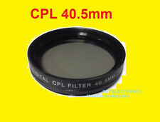 40.5 mm CPL CIRCULAR POLARIZED PL FILTER -> SONY A6000 A5000 NEX-3N NEX-5 NEX-6
