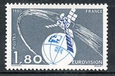 STAMP / TIMBRE FRANCE NEUF N° 2073 ** EUROVISION