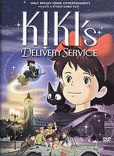 DVD: Kiki's Delivery Service, Hayao Miyazaki. Good Cond.: Kôichi Miura, Minami T