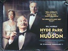 Hyde Park am Hudson Bill Murray - Original Film / Filmposter Quad 76x102cm