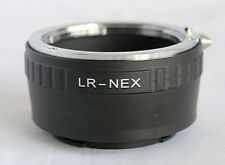 Leica R Lens to Sony NEX E Mount Adapter NEX-F3 NEX-5 Nex-5N Nex 6 Nex-7 LR-NEX