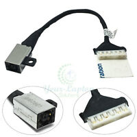 DC Power Jack w/ Cable For Dell Inspiron 15-3567 FWGMM 0FWGMM 450.09W05.0011
