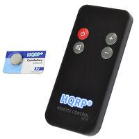 HQRP Remote Control for Bose Solo, Solo 10, Solo 15 TV Sound System Controller